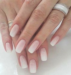 55 Nail Patterns with Jewelry, See the Used Enamels nail jewelry walmart, . - 55 Nail Patterns with Jewelry, See the Used Enamels nail jewelry walmart, . Pretty Nails, Cute Nails, My Nails, Fancy Nails, Ongles Roses Clairs, Nails Ideias, Pink Ombre Nails, Ombre French Nails, French Fade Nails