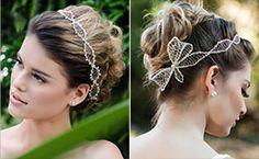 Tiaras modernas para noivas: veja sugestões e inspire-se - Notícias - Noivas GNT