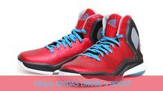 [YOUNGGUN] Обзор кроссовок Adidas D Rose 5 Boost
