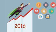 11 Pasos para Conquistar con Marketing Digital en el 2016