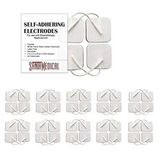 The Santamedical Unit White Cloth series of electrode pads are high quality, premium TENS Electrodes made with high quality adhesive for reusability. Tens And Units, Pad Design, Amazon Gifts, Latex Free, The Unit, Health Care, Popular, House, Ems