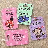 Personalized Kids Luggage Tags for Girls Reviews - http://www.fashiontown.org/personalized-kids-luggage-tags-for-girls-reviews/