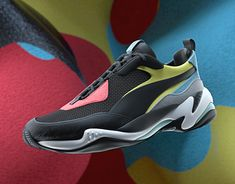"""Check out new work on my @Behance portfolio: """"Puma Thunder Spectra"""" http://be.net/gallery/67215159/Puma-Thunder-Spectra"""