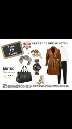 Nouvelle semaine, nouvelles tenues. On commence avec du #Chic en belles #matières #cuir #style #outfit. http://www.2minutesjemhabille.fr/fr/lundi-13-fevrier-chic-en-belles-matieres/