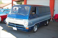 Tubbed Dodge Van | by AZ Ashman 88