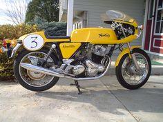 Joes VCycle - Pipeburn - Purveyors of Classic Motorcycles, Cafe Racers & Custom motorbikes