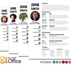 microsoft word sleek resume template 1 jobs standard