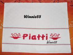 Asciugapiatti - Piatti