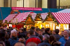 Top 10 Best Christmas Markets in the US. So often, we forget that the holidays a. Best Christmas Markets, Holiday Market, Christmas Travel, Christmas Fun, Christmas Trips, Xmas, Last Holiday, Holiday Hours, Winter Holiday