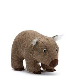 Nana Huchy Wally The Wombat Baby Toys, Kids Toys, Cattle Farming, Wombat, Darwin, Kids Decor, Snuggles, Cuddling, Nursery Decor
