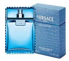 Versace Man Eau Fraiche EDT Spray 100 ml 3.4 fl. OZ. www.peraroma.com