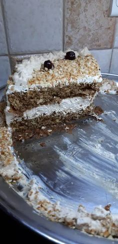 Greek Cooking, Dessert Recipes, Desserts, Greek Recipes, Cake, Sweet, Food, Tailgate Desserts, Candy