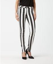 Deborah trousers Black/offwhite (9160) 399 SEK