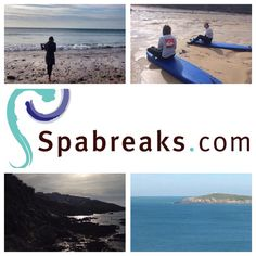 We had the gang from spabreaks stay with us. Stay, surf and spa! Fistral Beach Hotel, Cornwall Hotels, Newquay, Chill, Coastal, Surfing, Spa, Luxury, Water