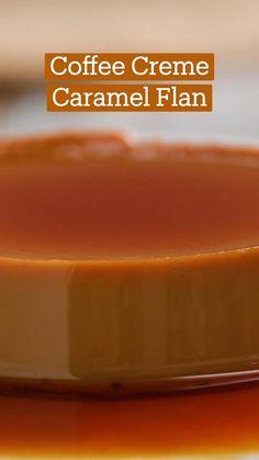 Philipinische Desserts, Sweet Desserts, Sweet Recipes, Delicious Desserts, Yummy Food, Fun Baking Recipes, Cooking Recipes, Caramel Flan, Creme Caramel