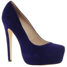 Senso Vachel Hidden Platform Court Shoe ($153) ❤ liked on Polyvore featuring shoes, pumps, heels, sapatos, zapatos, purple kid suede, leather pumps, hidden platform pumps, platform stilettos and platform shoes