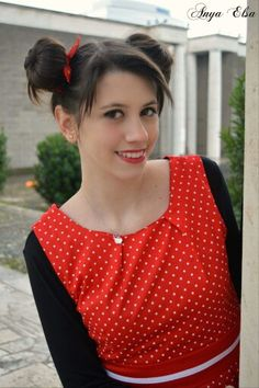 Human Minnie mouse