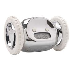 CLOCKY......Mobile Alarm Clock- Guaranteed To Get Your Teen Daughter Out Of Bed In The Morning!
