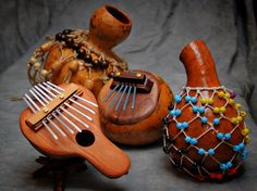 Small Gourd Instruments