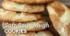 http://www.culturesforhealth.com/learn/recipe/sourdough-recipes/soft-sourdough-cookies/