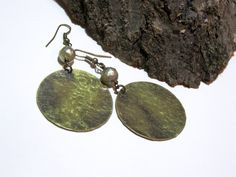 Peridot Earrings , Metallic Pearl Earrings , Top Selling Jewelry , Most Popular Jewelry by LunaEssence on Etsy