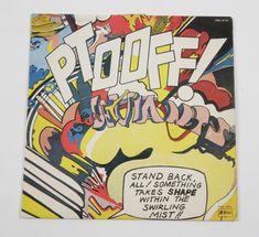 THE DEVIANTS - « Ptooff! « Sire STEC LP 97. France, 1968. 31 x 31 cm - 12 x 12 [...], VINYLES : Classic, Pop Rock & Collector, Art Cover, Avant-Garde à Ader