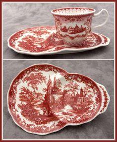 tea and toast set Deze staat ook op mijn verlanglijstje......