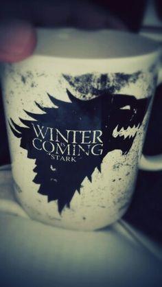 Game of throne mug