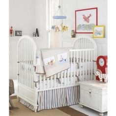 Amazon.com: Whistle & Wink Adventure 3 Piece Crib Set: Baby $400