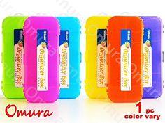 """BAZIC - 8"""" Bright Color Double Deck Organizer Box, Color ... https://www.amazon.com/dp/B00914VN52/ref=cm_sw_r_pi_dp_x_9OUayb16T67EZ"""