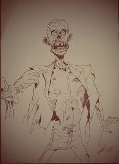 Zombie by Kio