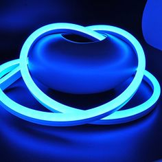 Outdoor Holiday Decorations - CBConcept 120 Volt LED Flex NEON Light Strip 10 Feet Blue Waterproof Resistant Accessories Included  Ideal For Christmas Lighting Indoor  Outdoor Rope Lighting Ready to use ** Want to know more, click on the image. (This is an Amazon affiliate link)
