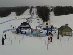 Mont Blanc, Laurentides, Québec, février 2016 Canada, Snowboard, Photos, France, Country, Places, Outdoor, Mont Blanc, Snow