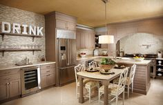 Kitchen Photos Key West Design Ideas, Pictures, Remodel, and Decor - page 3
