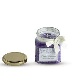 SQUARE JAR CANDLE PURPLE LAVENDER AROMA Buy Candles, Jar Candle, Beautiful Candles, Scented Candles, Lavender, Perfume Bottles, Fragrance, Purple, Perfume Bottle