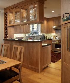Adding A Breakfast Bar In Your Kitchen Will Make It A Great Place To Serve photo - 2