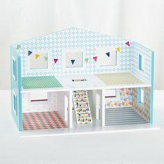 Dollhouse Cottage Decor - Land of Nod