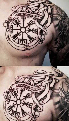 55 Best Inner Biceps Tattoos Designs and Ideas for Men and Women - # . - 55 Best Inner Biceps Tattoos Designs and Ideas for Men and Women – - Viking Tattoos For Men, Tattoos For Women Half Sleeve, Cool Tattoos For Guys, Trendy Tattoos, Small Tattoos, Viking Tattoo Sleeve, Norse Tattoo, Sleeve Tattoos, Armor Tattoo