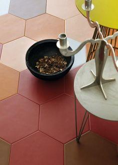 Porcelain stoneware floor #tiles EQUILATERO by Grestec Tiles @Grestec Tiles