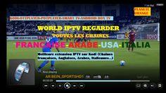 Meilleure extension IPTV sur Kodi (Chaînes françaises, Anglaises, Arabes...