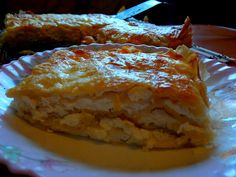 Banica Lavash with cheese.Good choice for breakfast! Very satisfying!