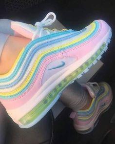 for women sneakers Nike Air Max 97 Souliers Nike, Sneakers Fashion, Fashion Shoes, Fashion Outfits, Fashion Fashion, Runway Fashion, Fashion Trends, Jordan Shoes Girls, Jordans Girls