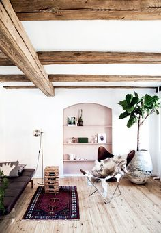 A Cool Copenhagen Home That's Fit for a Family via @MyDomaine