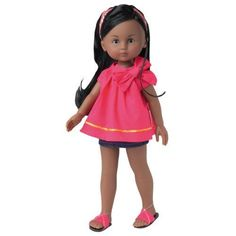 Corolle Les Cheries Cecile Fashion Doll #Corolle