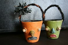 tutorial for these pots