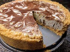 Μπισκοτογλυκό στρατσιατέλα Pie, Desserts, Blog, Torte, Tailgate Desserts, Cake, Deserts, Fruit Pie, Pies