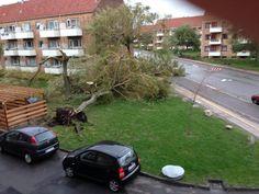 Storm i København