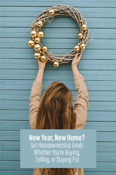 """New Year, New Home? Set Homeownership Goals Whether You're Buying, Selling, or Staying Put With historically low mortgage rates, increased home sales and price growth, and a tight housing inventory, the time is right to decide to make real estate contribute to your success in 2021. Check out our latest report for ideas and info on """"Homeownership Goals Whether You're Buying, Selling, or Staying Put."""""""