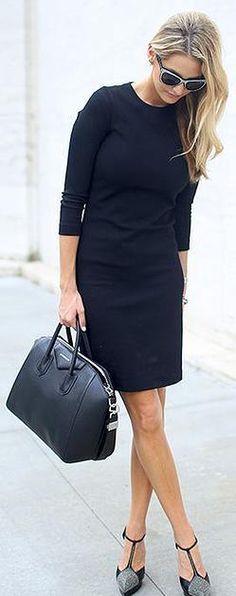 Top 20 Sexy Black Dresses Styles (15)