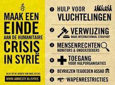 Steun deze actie, het is nodig!